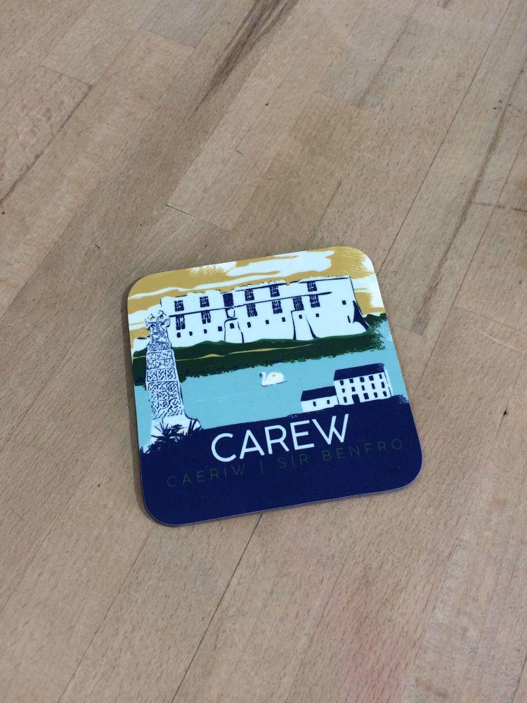 Carew Coaster