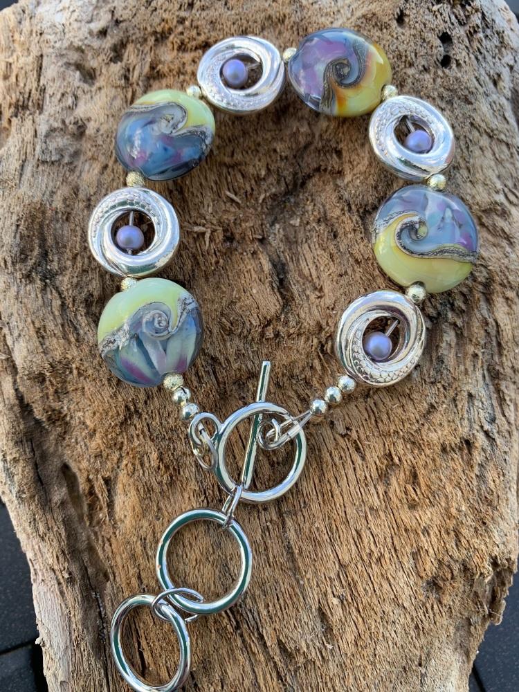 'Druidston' bracelet
