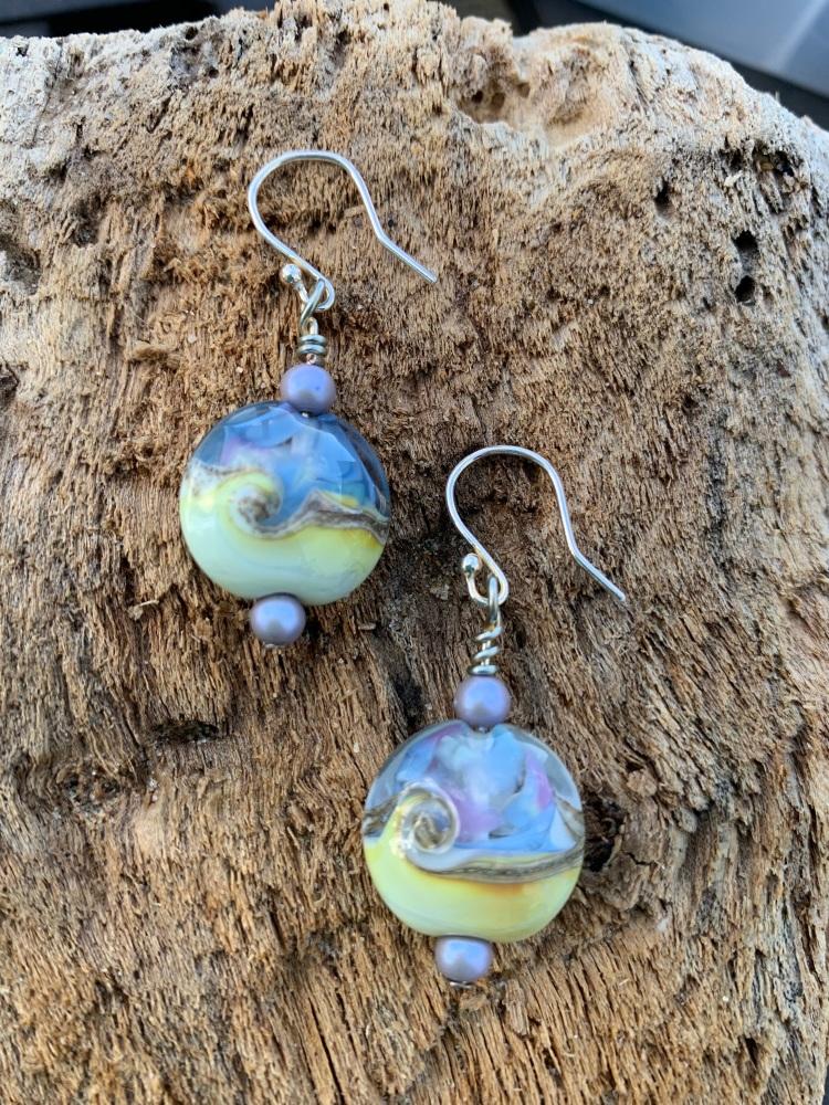 'Druidston' earrings