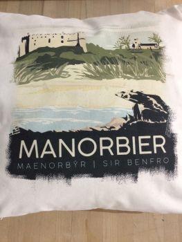 Manorbier Cushion