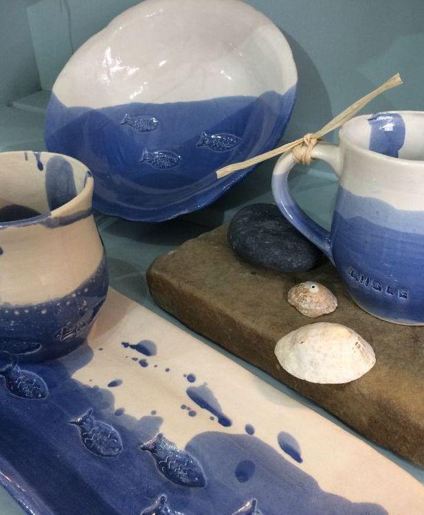 Seascape Ceramic Tableware