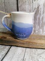 'Angle' Seascape Large Mug