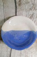 Seascape Serving Bowl