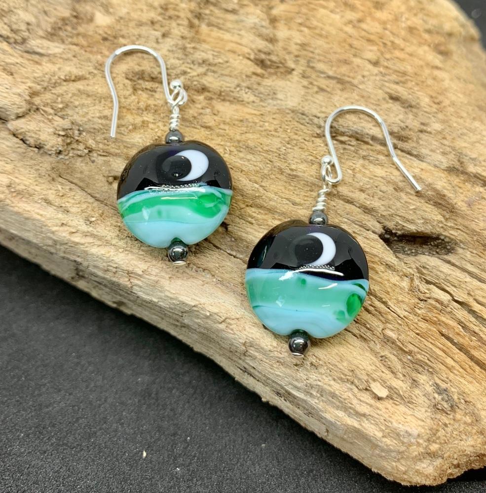 'Moonlight' earrings