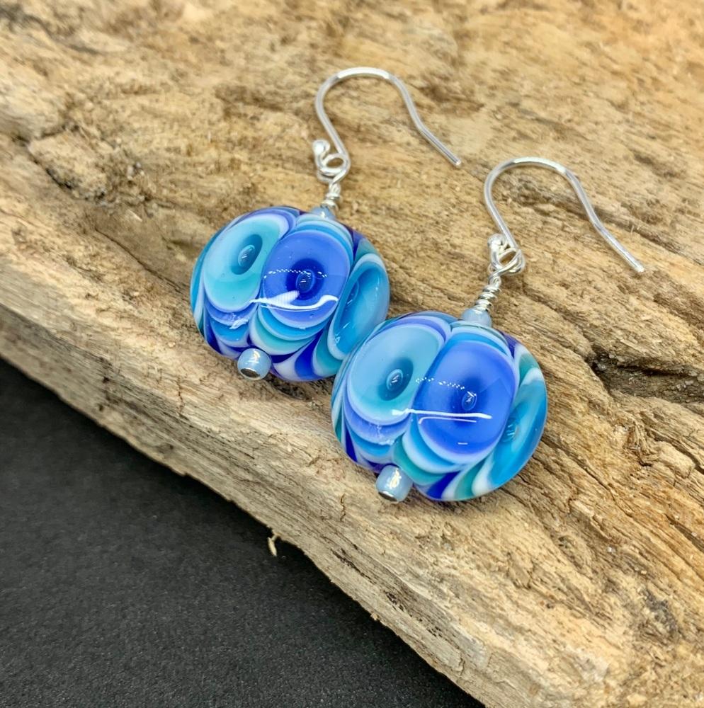 'Mermaid ' earrings