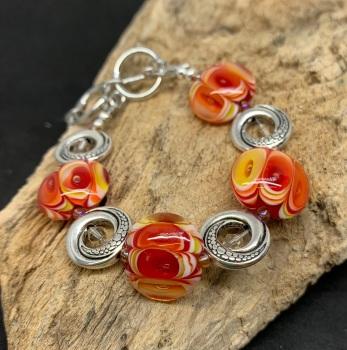 'Dragon'  bracelet