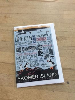 Skomer Island, Pembrokeshire