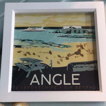 Angle, Pembrokeshire Box Frame