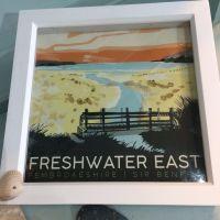 Freshwater East, Pembrokeshire Box Frame