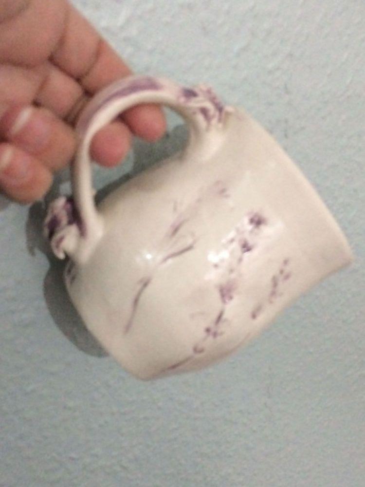 Sea Holly Ceramic Mug