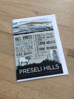Preseli Hills, Pembrokeshire