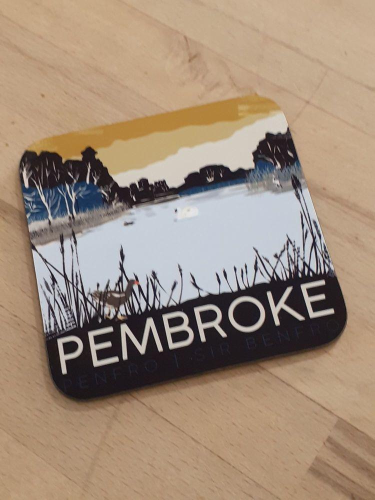 Pembroke Millpond Coaster