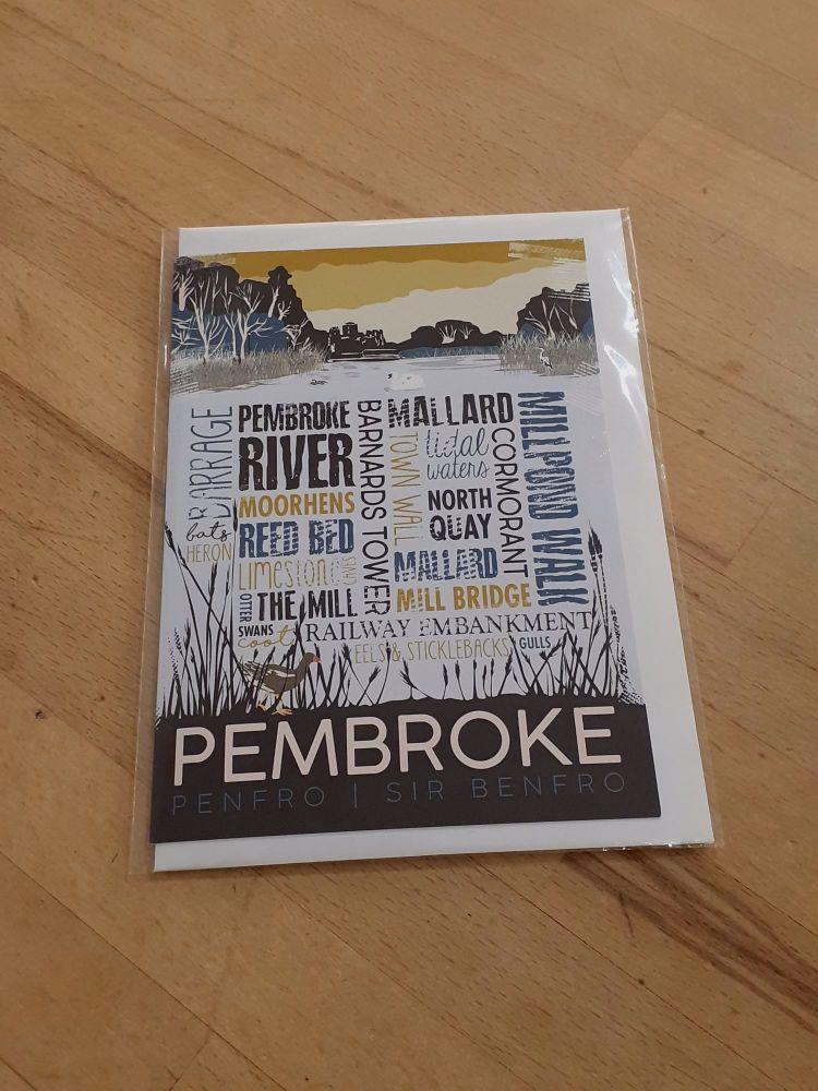 Pembroke Millpond