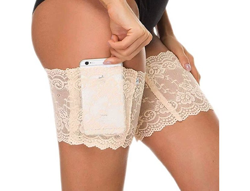 Amazon Thigh Bands with phone holder