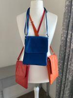 Small Genuine Italian Leather Crossbody Bag