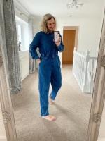 Denim Jumpsuit / Boilersuit