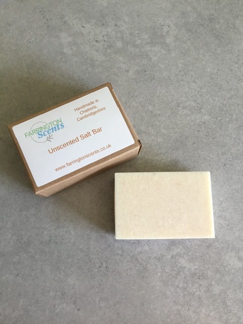 Unscented Salt Bar