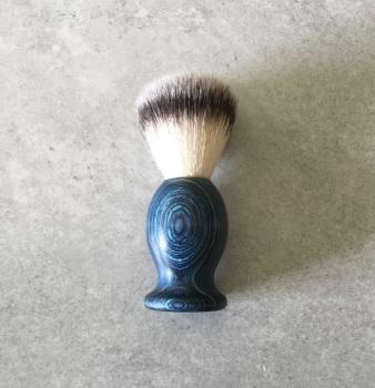 Blue Shaving Brush