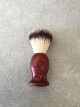 Maroon Shaving Brush