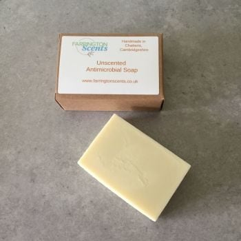 Unscented Antimicrobial Soap