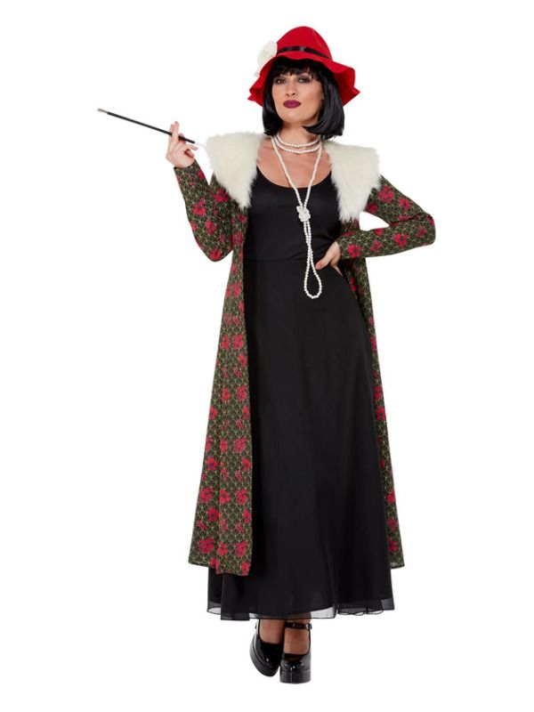 1920s Gangster's Moll Costume