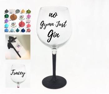 Gin, No Gymn Just Gin