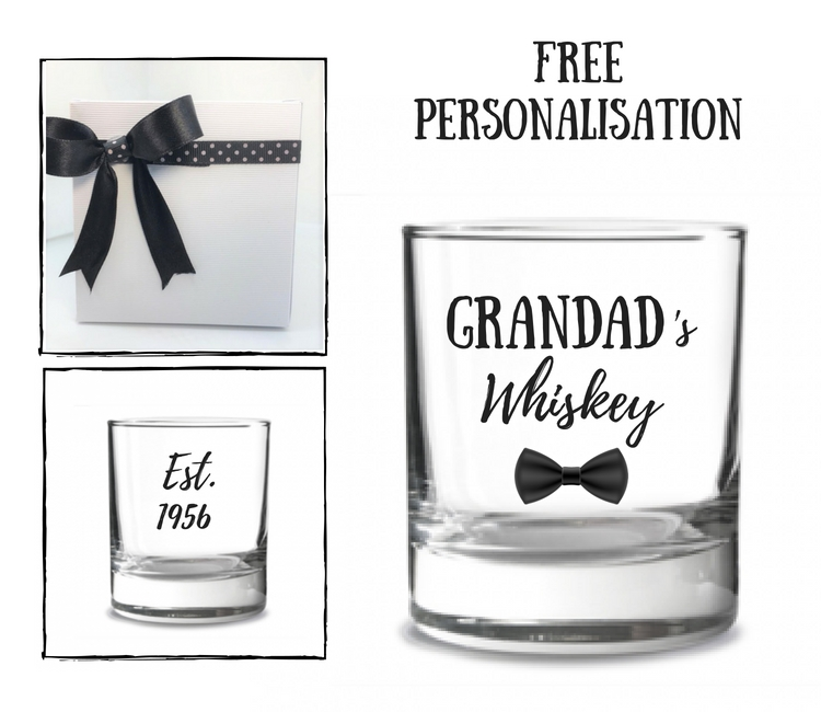 Grandad Whiskey Glass
