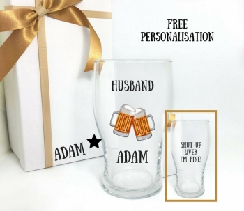 Husband Beer Themed