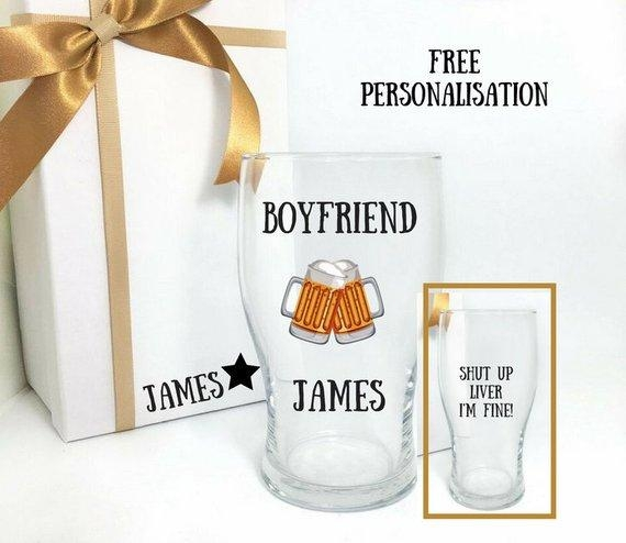 personalised gift for boyfriend