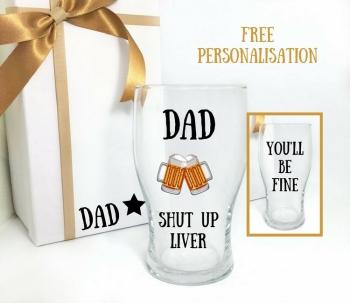 Dad, Shut Up Liver