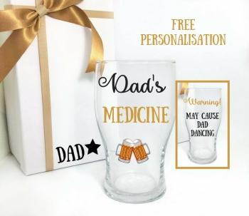 Dad's Medicine