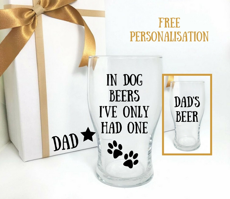 personalised gift for dad