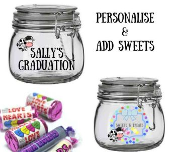 Sweets Graduation
