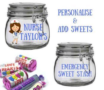 Sweets Nurse