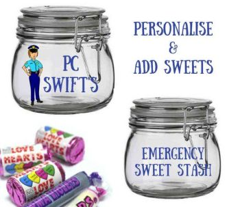 Sweets Police Woman