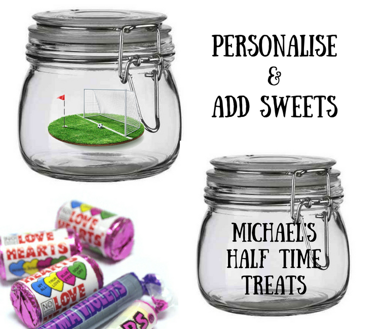 football themed gifts