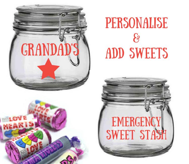 personalised grandad gifts