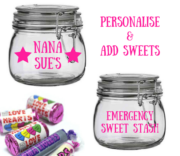 personalised nana gift