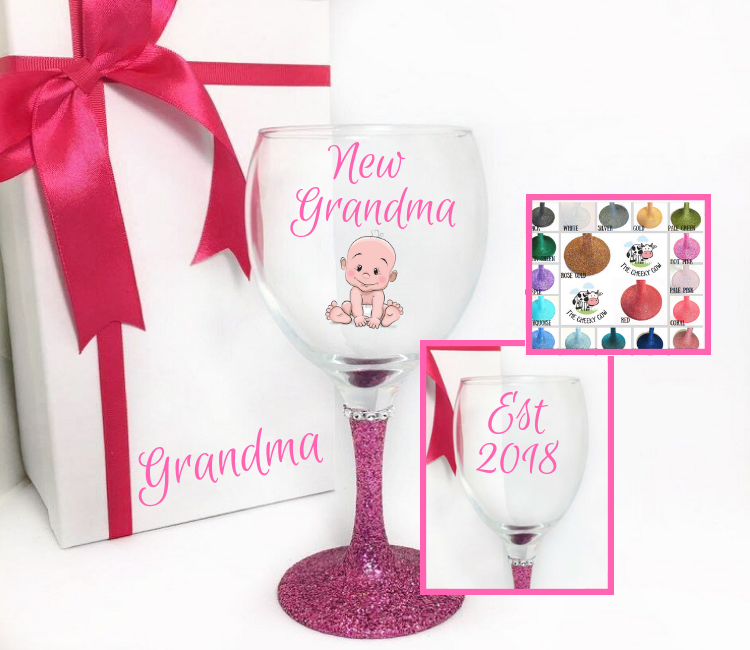 New grandma gifts
