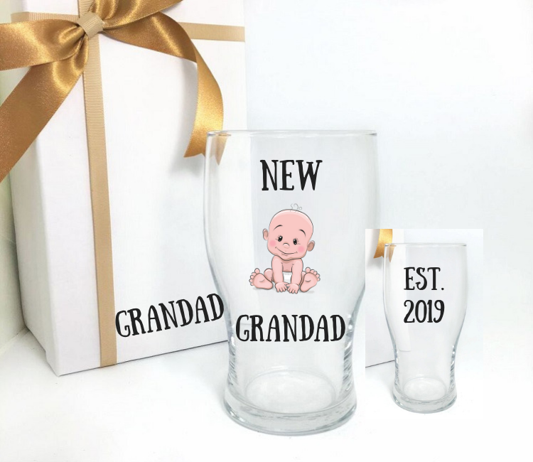 New grandad gifts