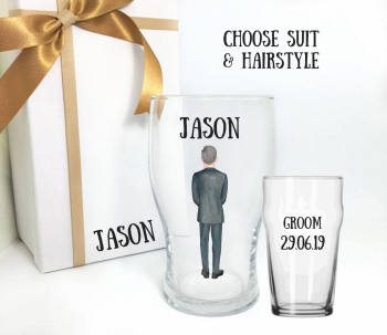 Groom Custom Suit