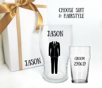 Groom Standard Suit