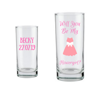 WYBM Flowergirl Dress Tumbler