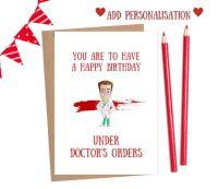 Job - Doctor Birthday