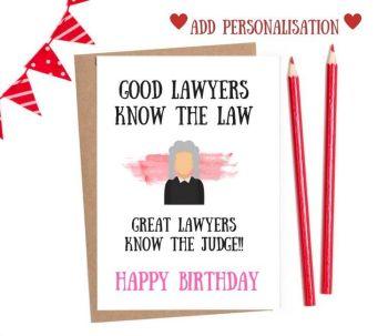 Job - Lawyer