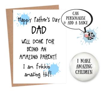 Dad - Amazing Parent