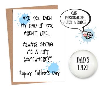 Dad - Dad's Taxi