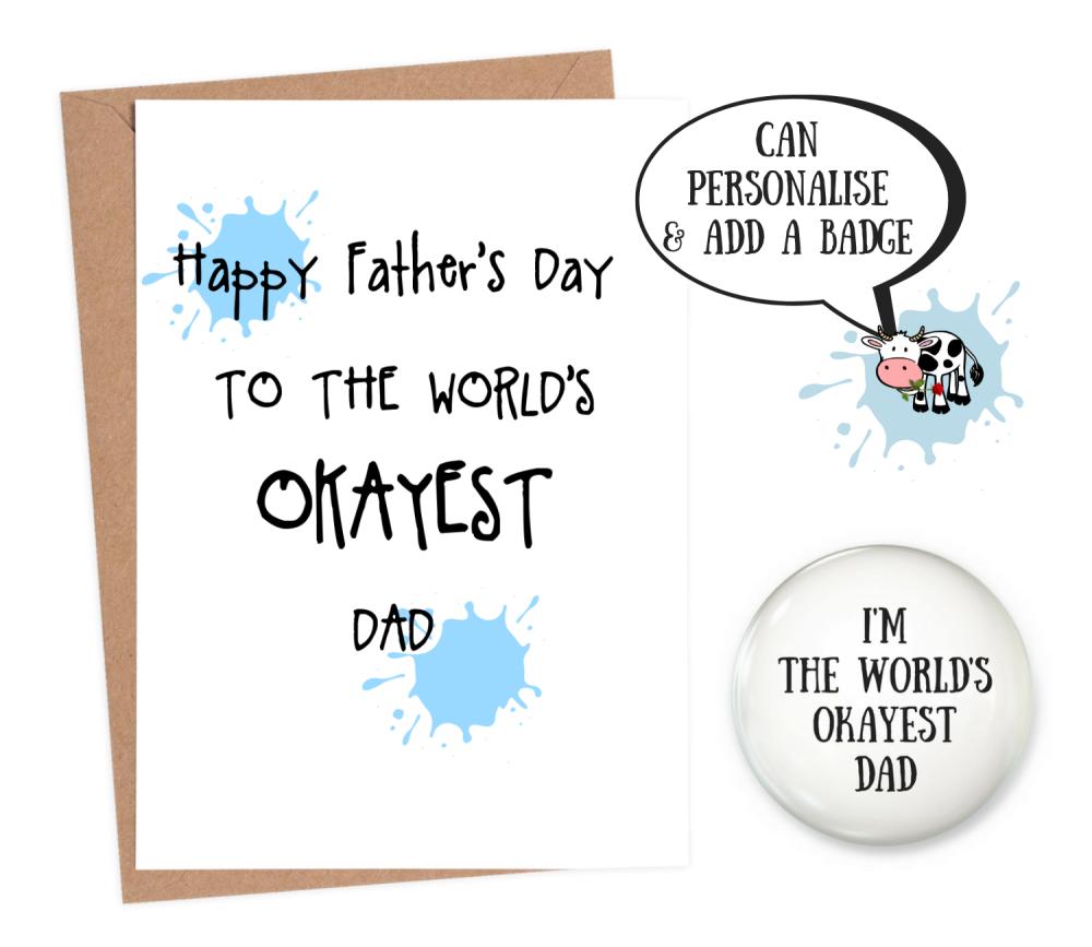Dad - Okayest Dade