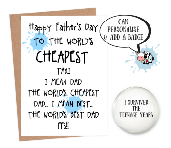 Dad - Cheapest Taxi