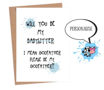 WYBM Babysitter Godfather
